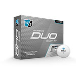 8036 Wilson Staff DX2 Soft Ladies Golf Balls