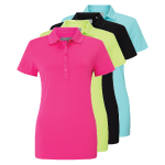 CGKS8070 Callaway Ladies Micro Hex Polo Shirt