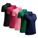 CGKSA0A7 Callaway Ladies Swingtech Sleeveless Polo Shirt